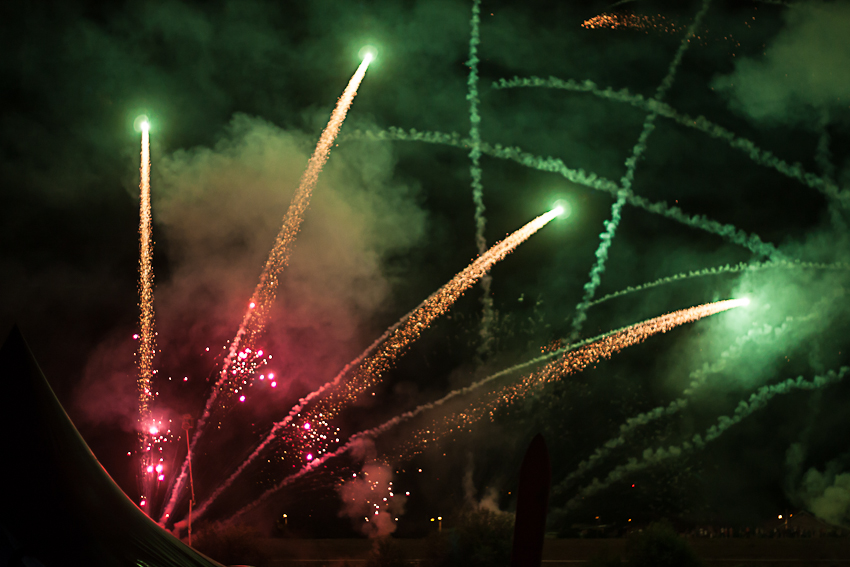 128 Fireworks Featured Image